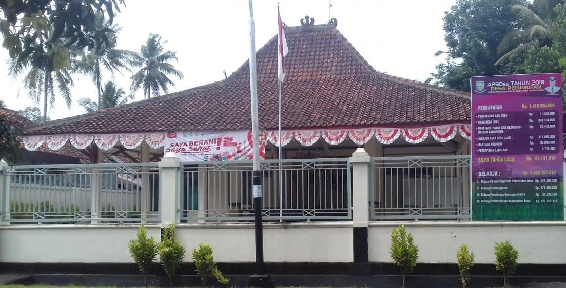 Pemerintah Desa Pelumutan